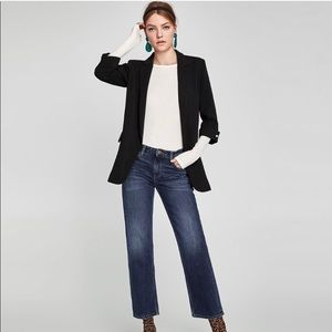 Zara oversized loose blazer size small